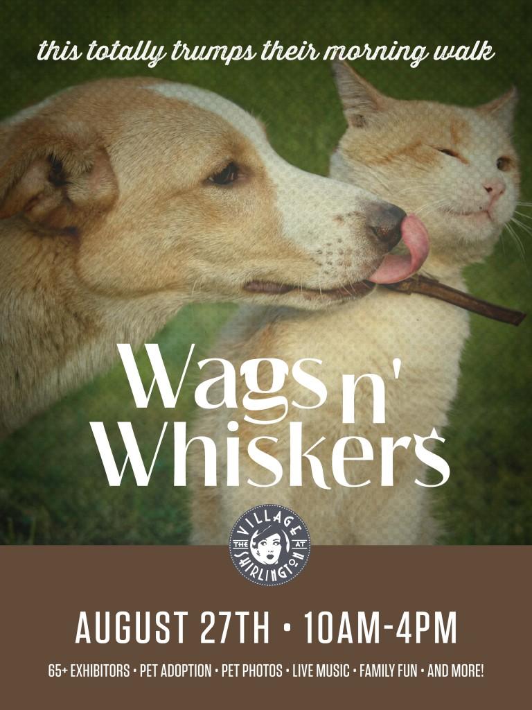 wags-n-whiskers street festival in Shirlington VA